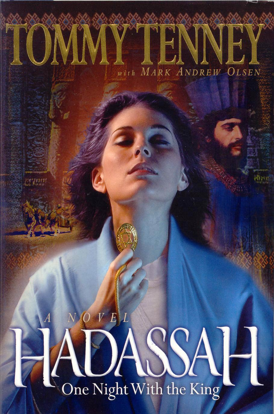 Inside the mind of a Bibliophile: Hadassah by Tommy Tenney